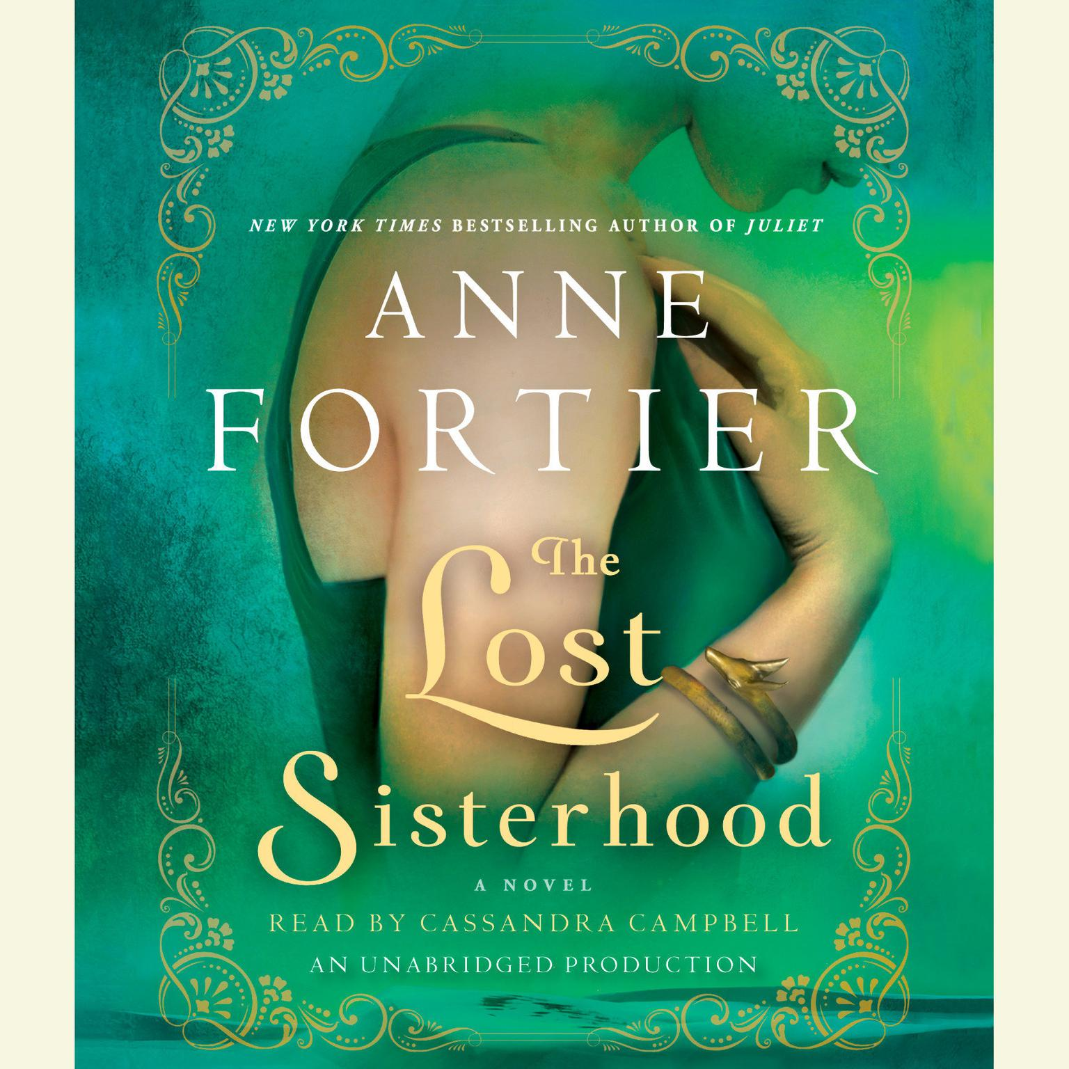 Printable The Lost Sisterhood: A Novel Audiobook Cover Art