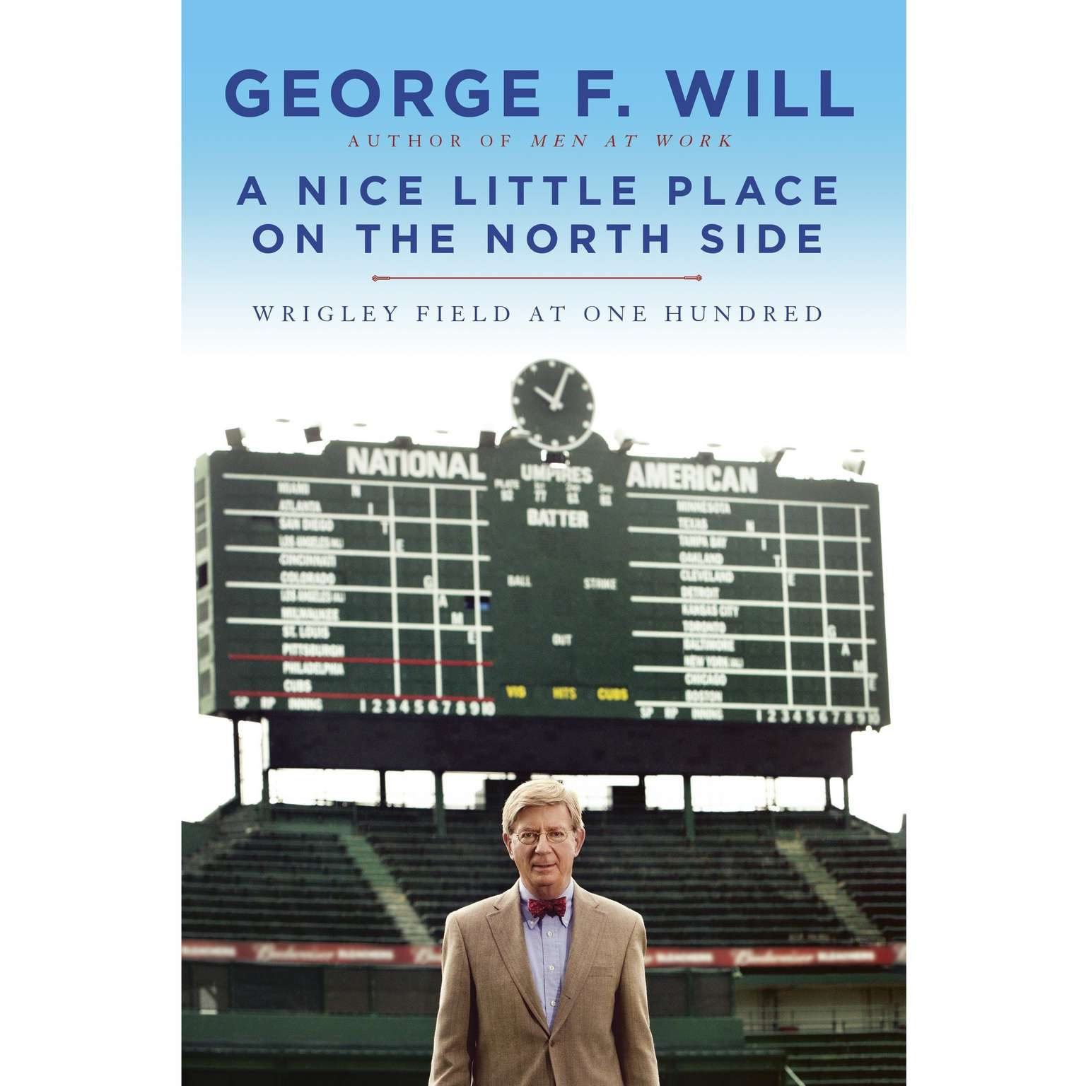 Printable A Nice Little Place on the North Side: Wrigley Field at One Hundred Audiobook Cover Art