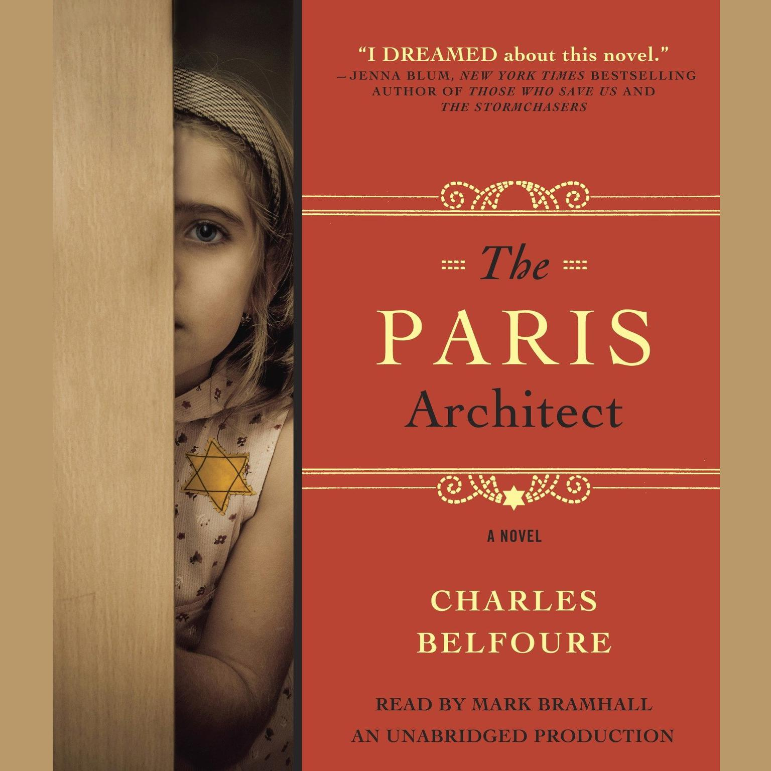 Printable The Paris Architect Audiobook Cover Art