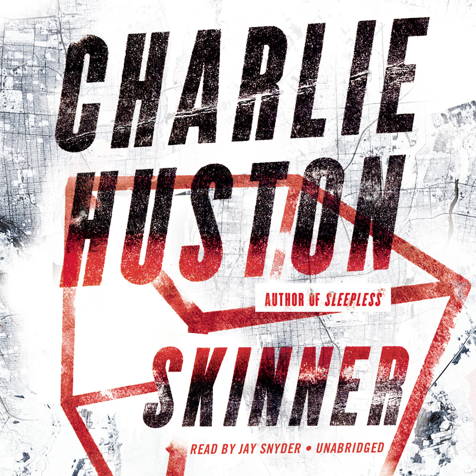 Printable Skinner Audiobook Cover Art