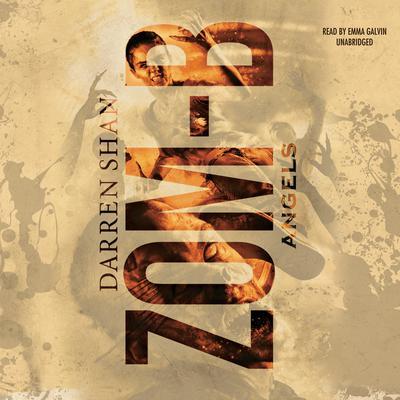 Zom-B Angels Audiobook, by Darren Shan