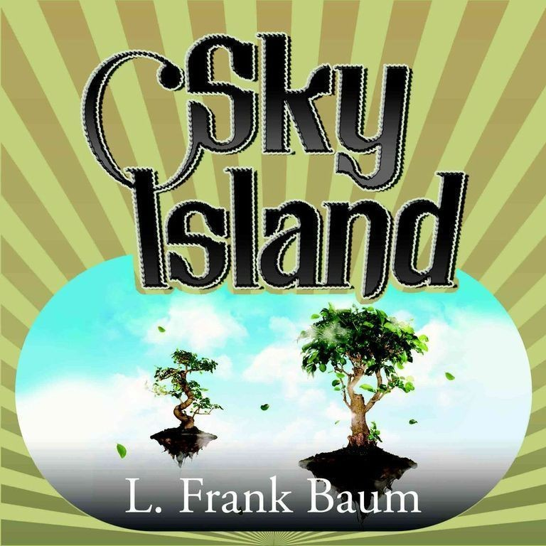 Printable Sky Island Audiobook Cover Art