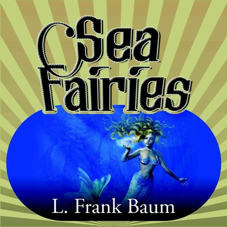 Printable Sea Fairies Audiobook Cover Art