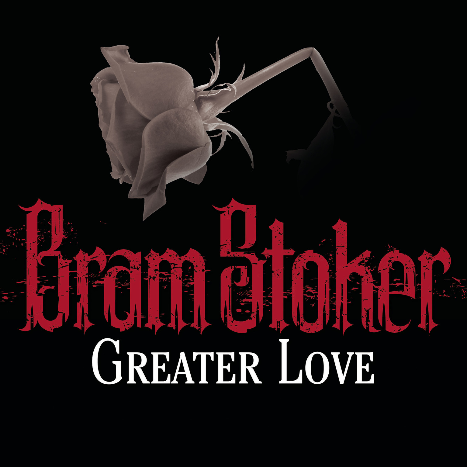 Printable Greater Love Audiobook Cover Art