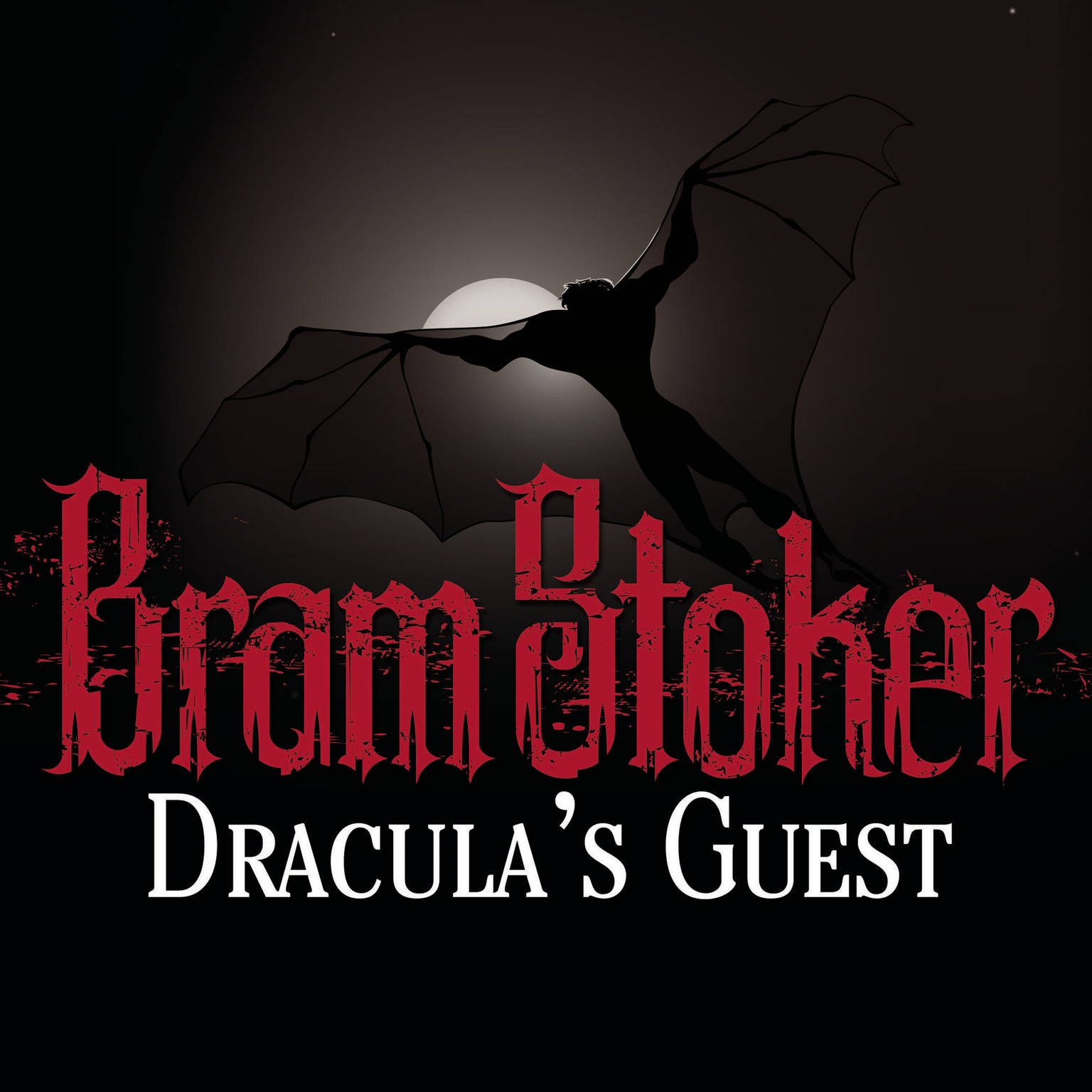 Printable Dracula's Guest Audiobook Cover Art