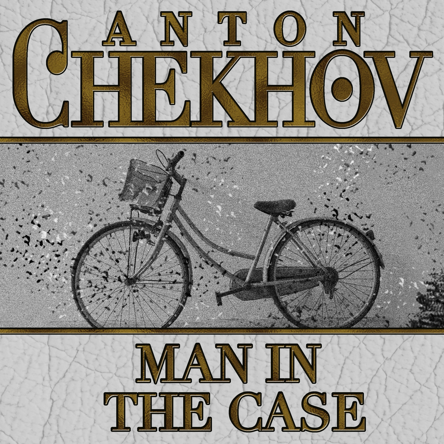 Printable Man in the Case Audiobook Cover Art