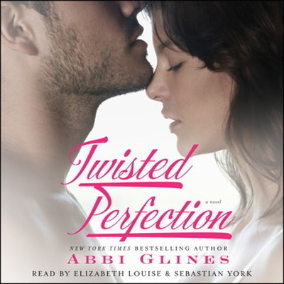 Printable Twisted Perfection: A Novel Audiobook Cover Art