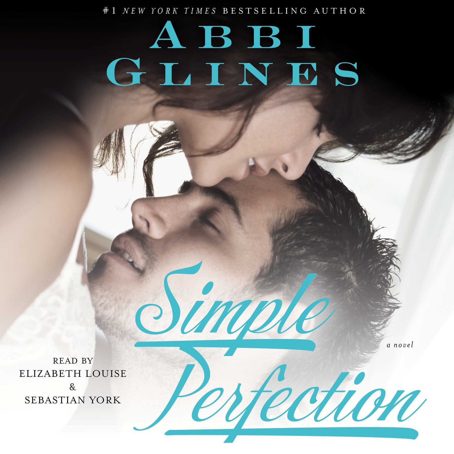 Printable Simple Perfection Audiobook Cover Art