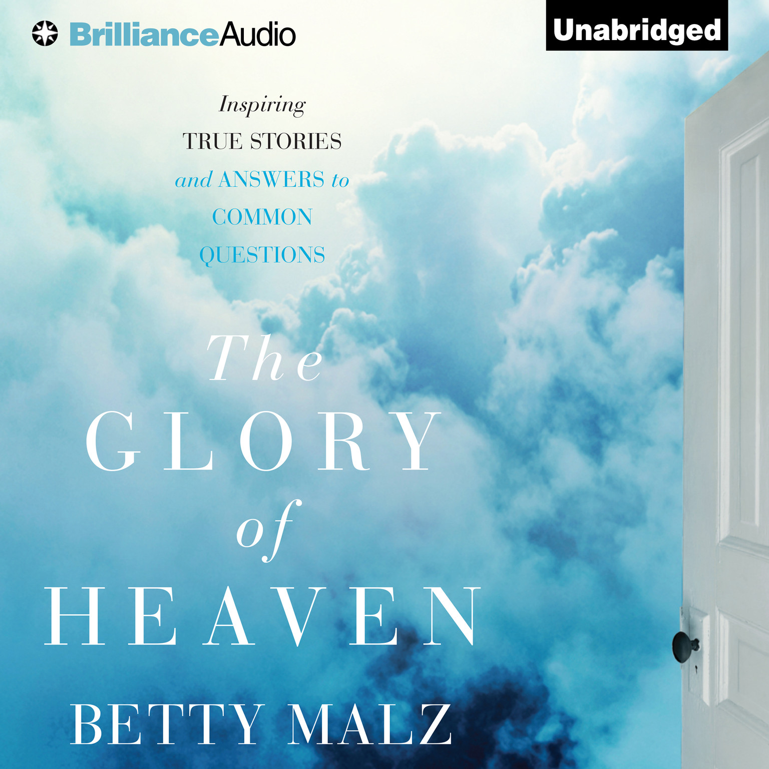 Printable The Glory of Heaven: Inspiring True Stories and Answers to Common Questions Audiobook Cover Art