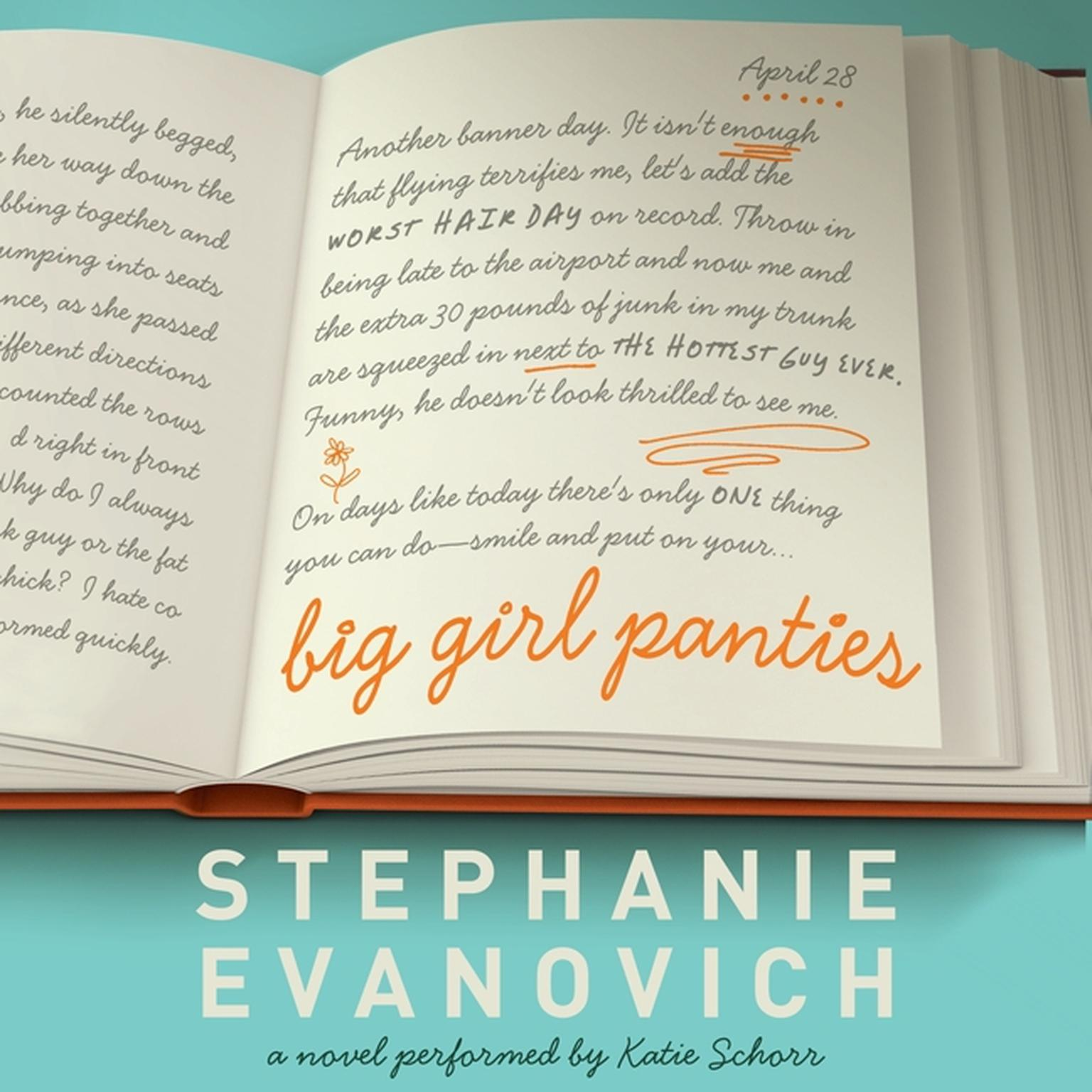 Printable Big Girl Panties: A Novel Audiobook Cover Art