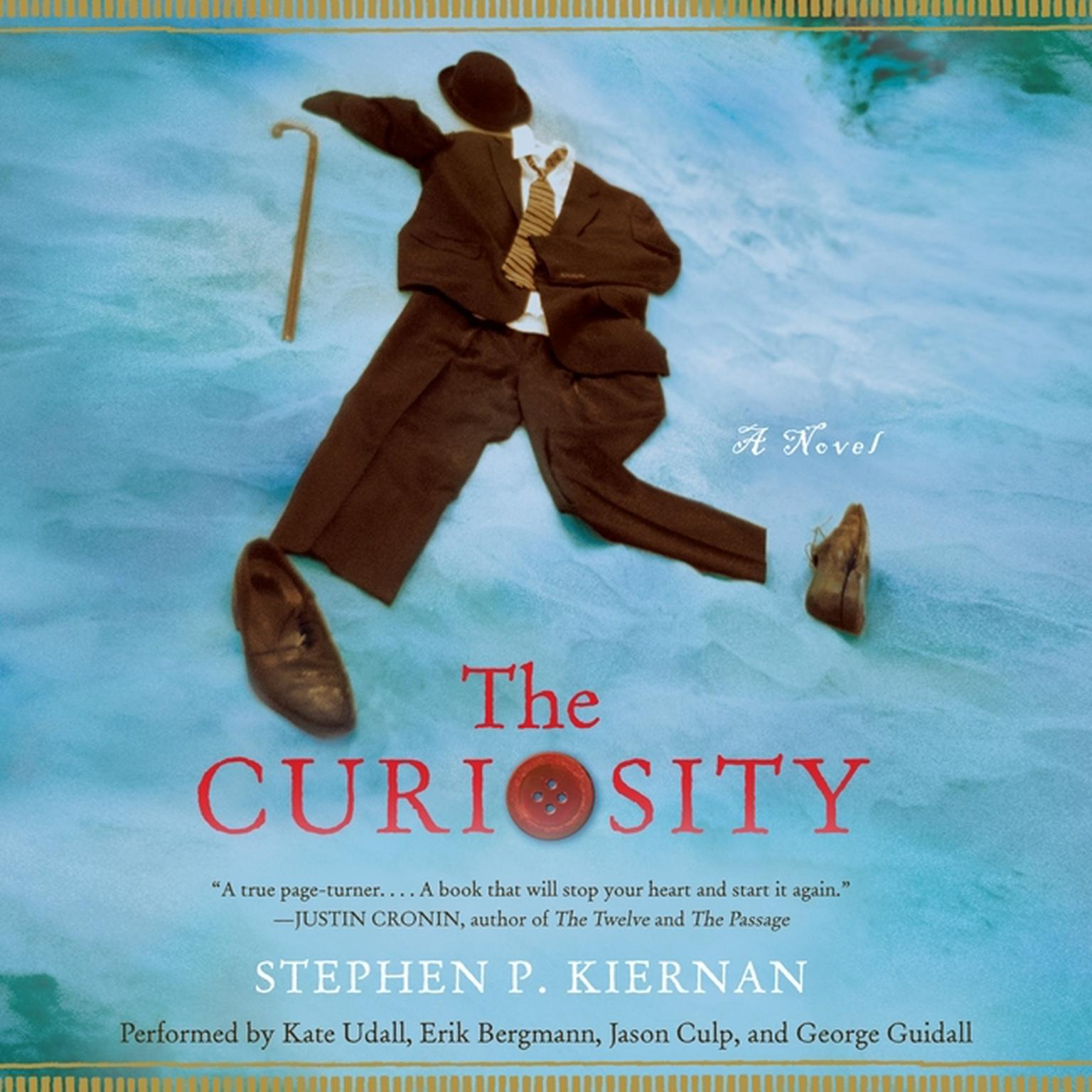 Printable The Curiosity: A Novel Audiobook Cover Art