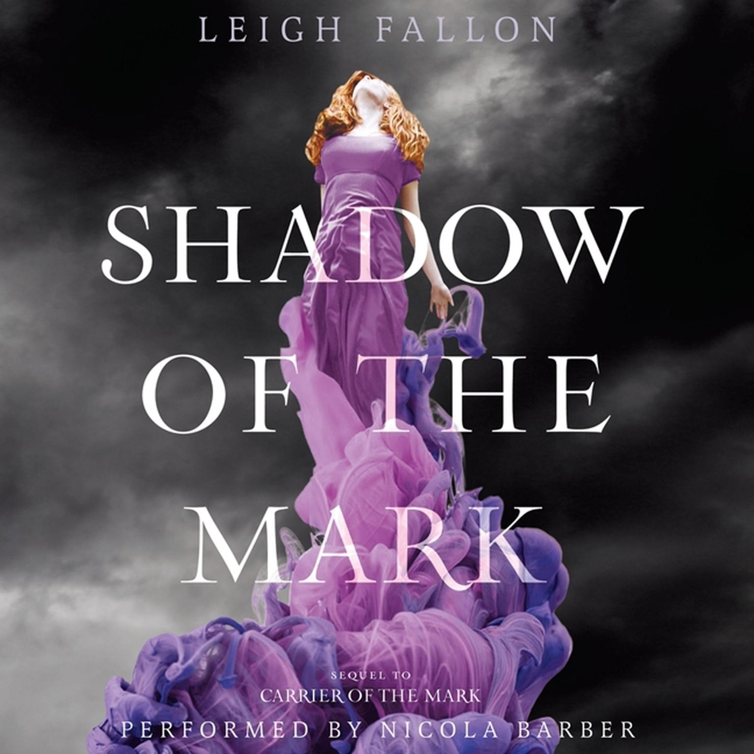 Printable Shadow of the Mark Audiobook Cover Art