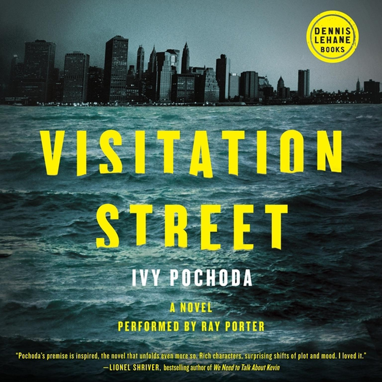 Printable Visitation Street Audiobook Cover Art