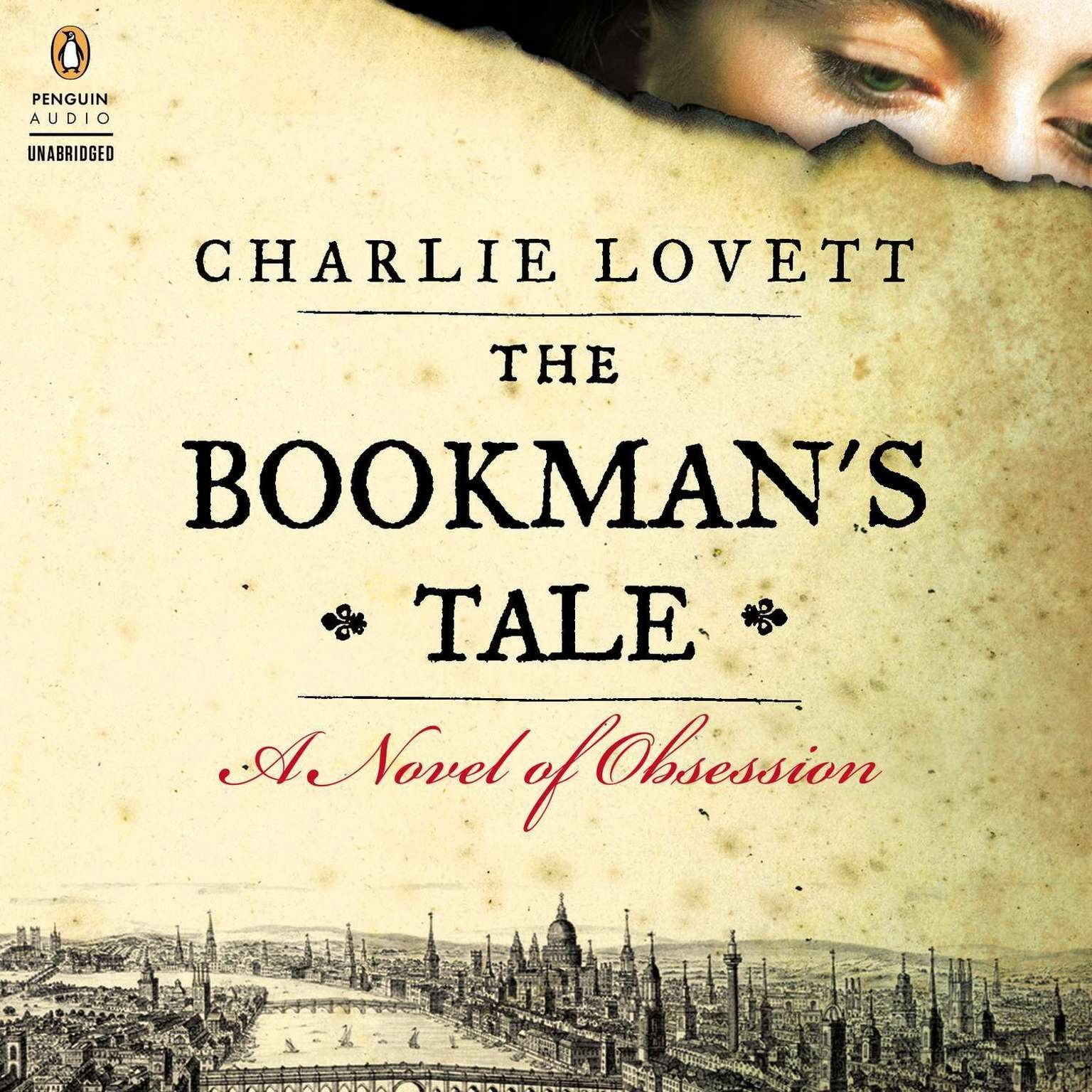 Printable The Bookman's Tale: A Novel of Obsession Audiobook Cover Art