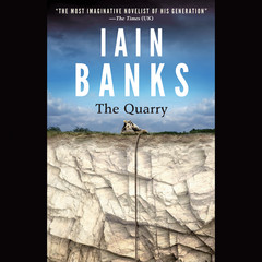 The Quarry Audiobook, by Iain Banks, Iain M. Banks