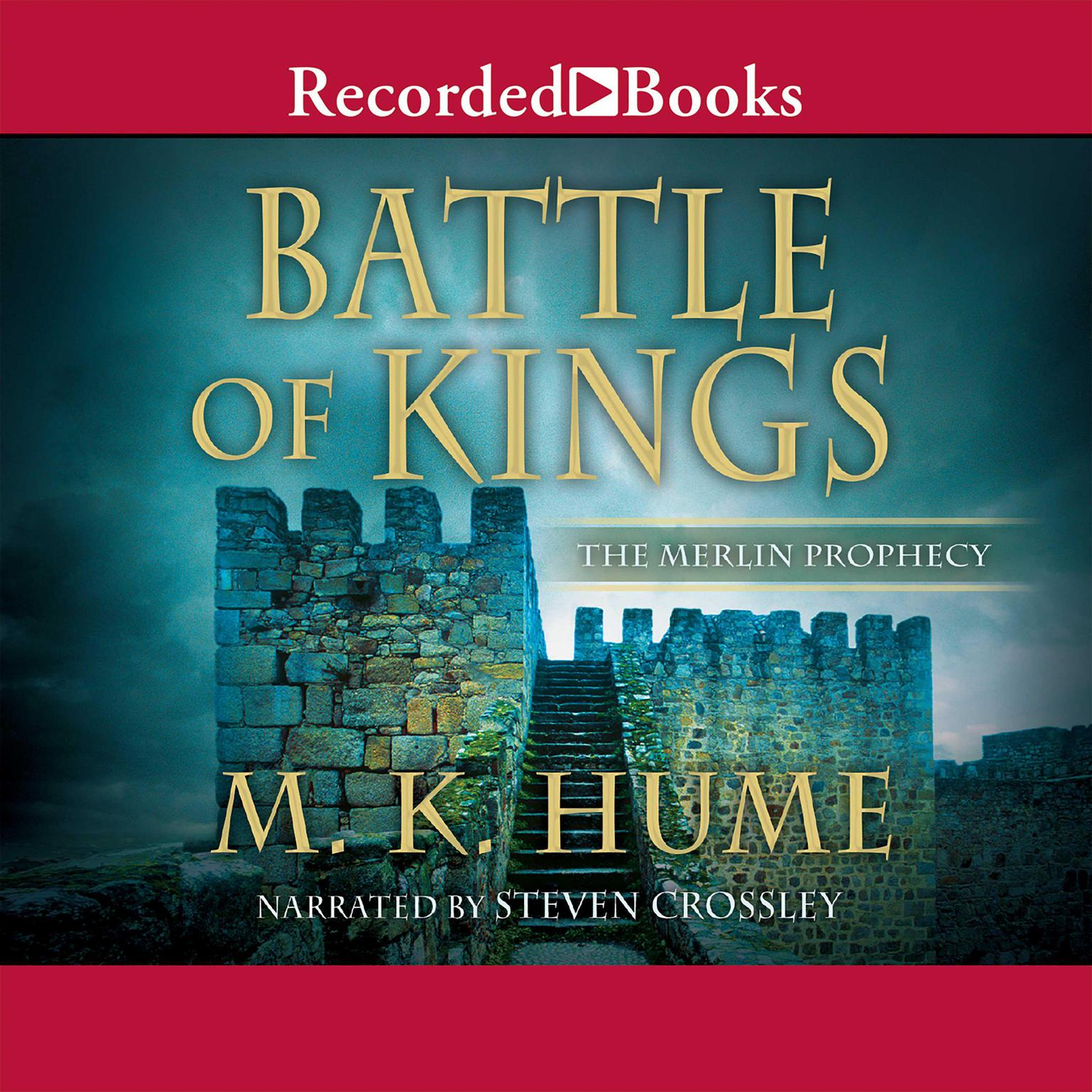 Printable Battle of Kings Audiobook Cover Art