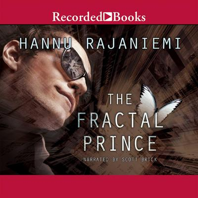 The Fractal Prince Audiobook, by Hannu Rajaniemi