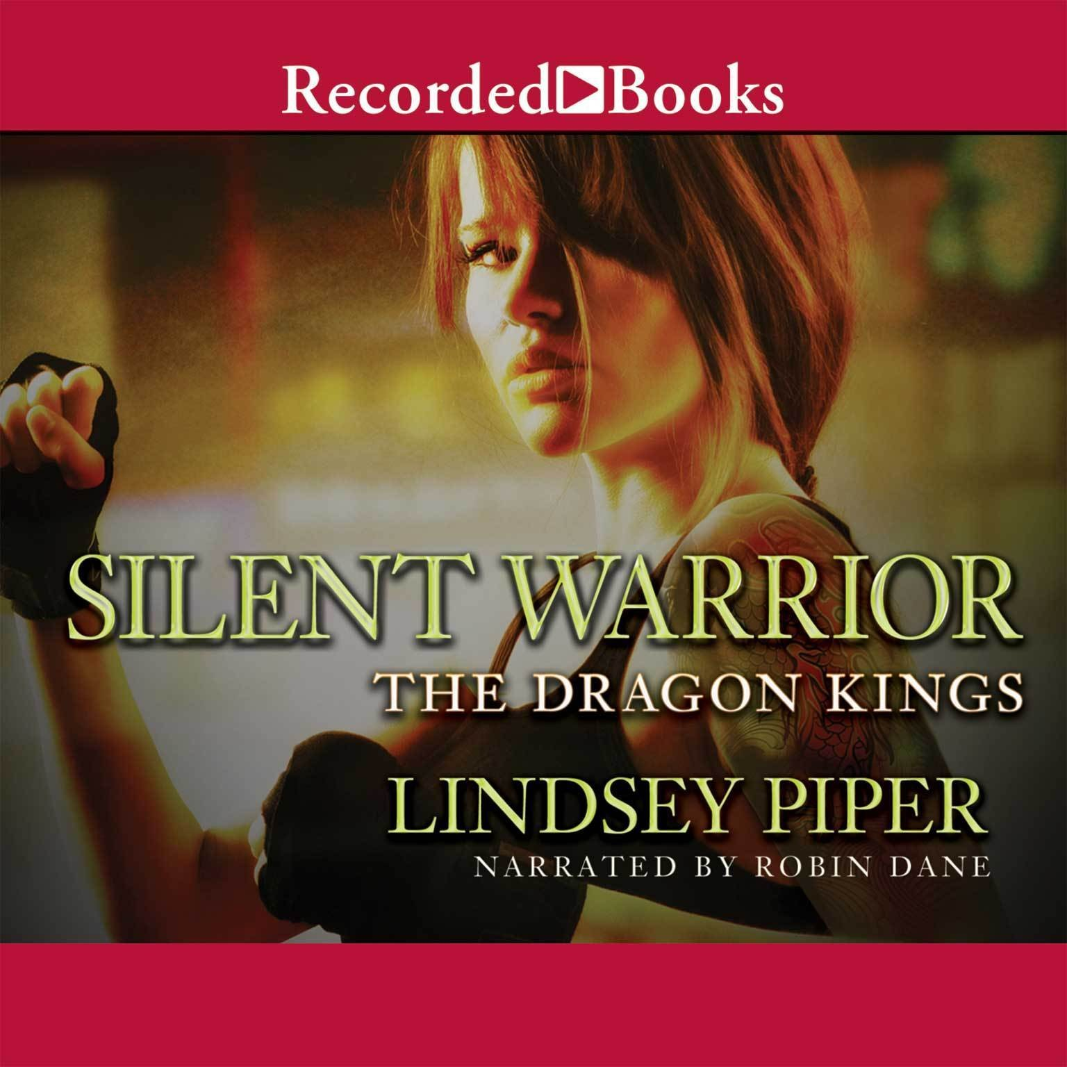Printable Silent Warrior Audiobook Cover Art