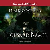The Thousand Names Audiobook, by Django Wexler