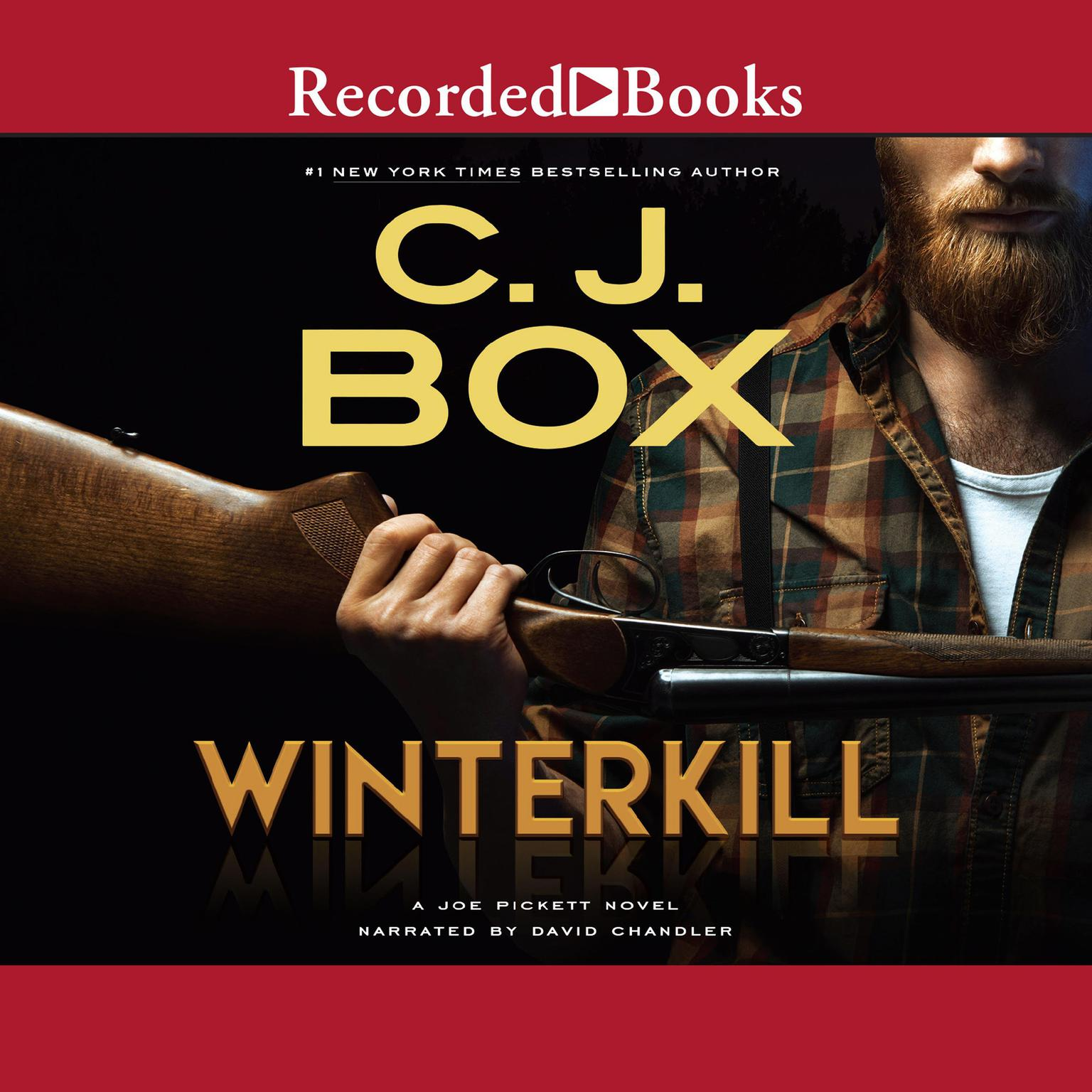 Printable Winterkill Audiobook Cover Art