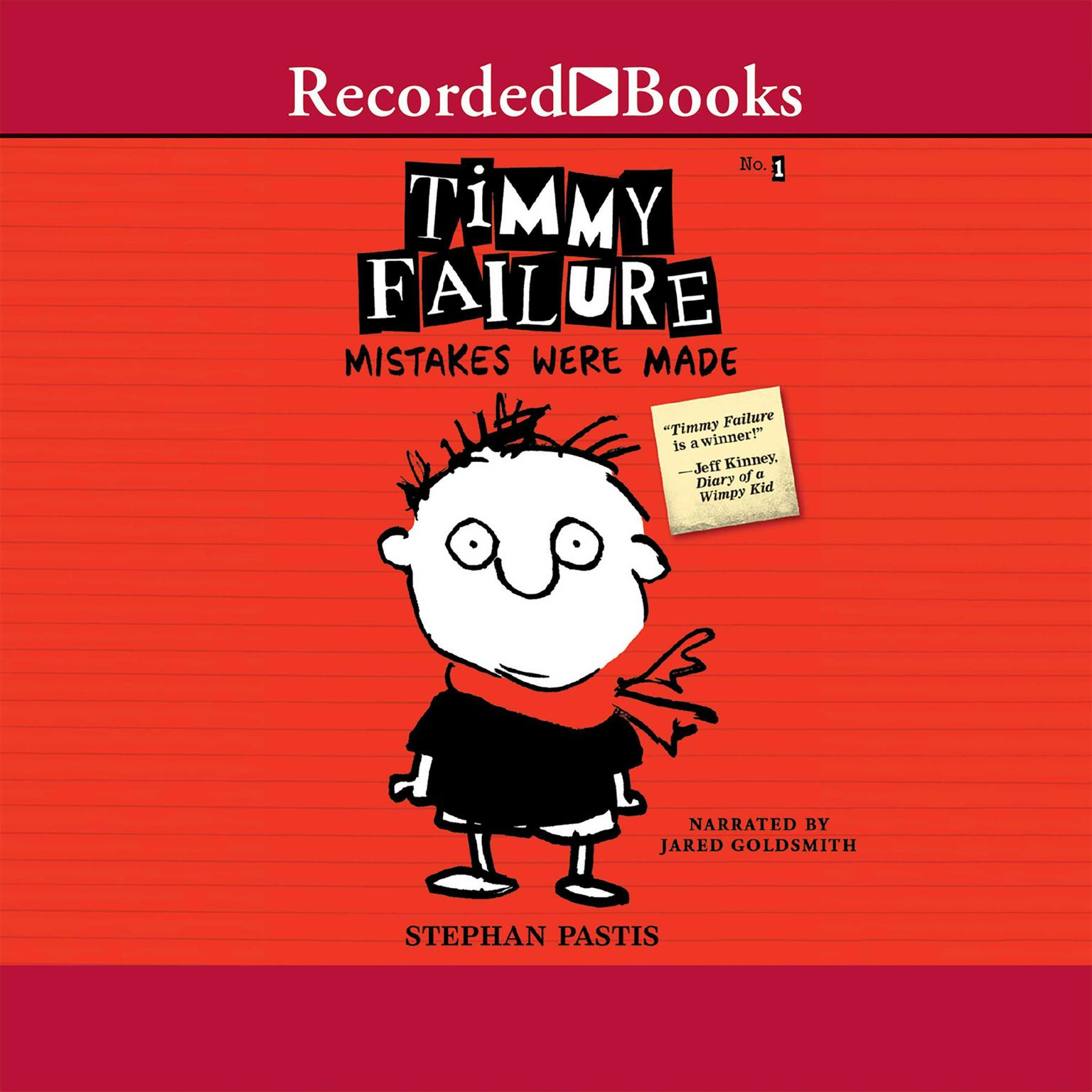 Printable Mistakes Were Made Audiobook Cover Art