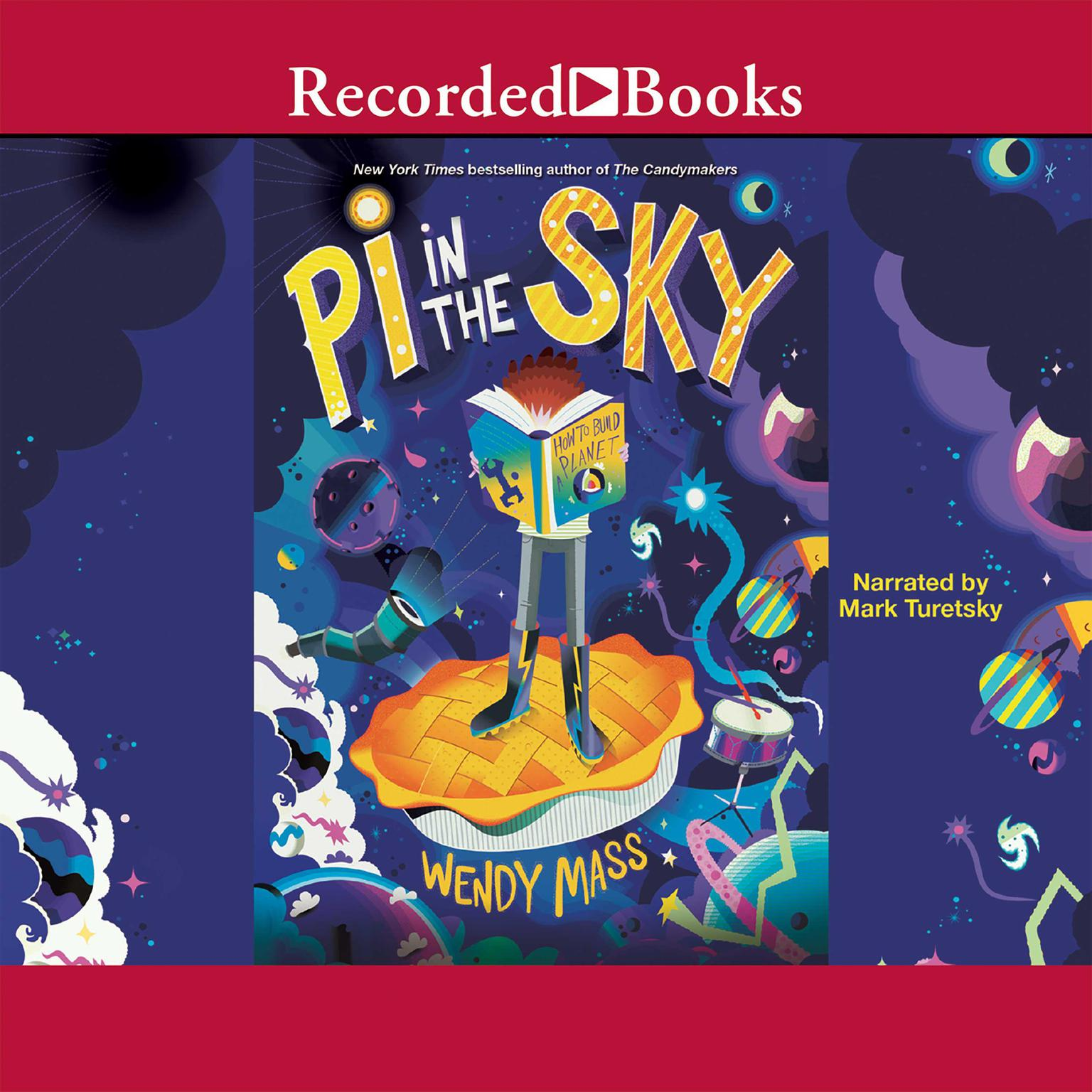Printable Pi in the Sky Audiobook Cover Art