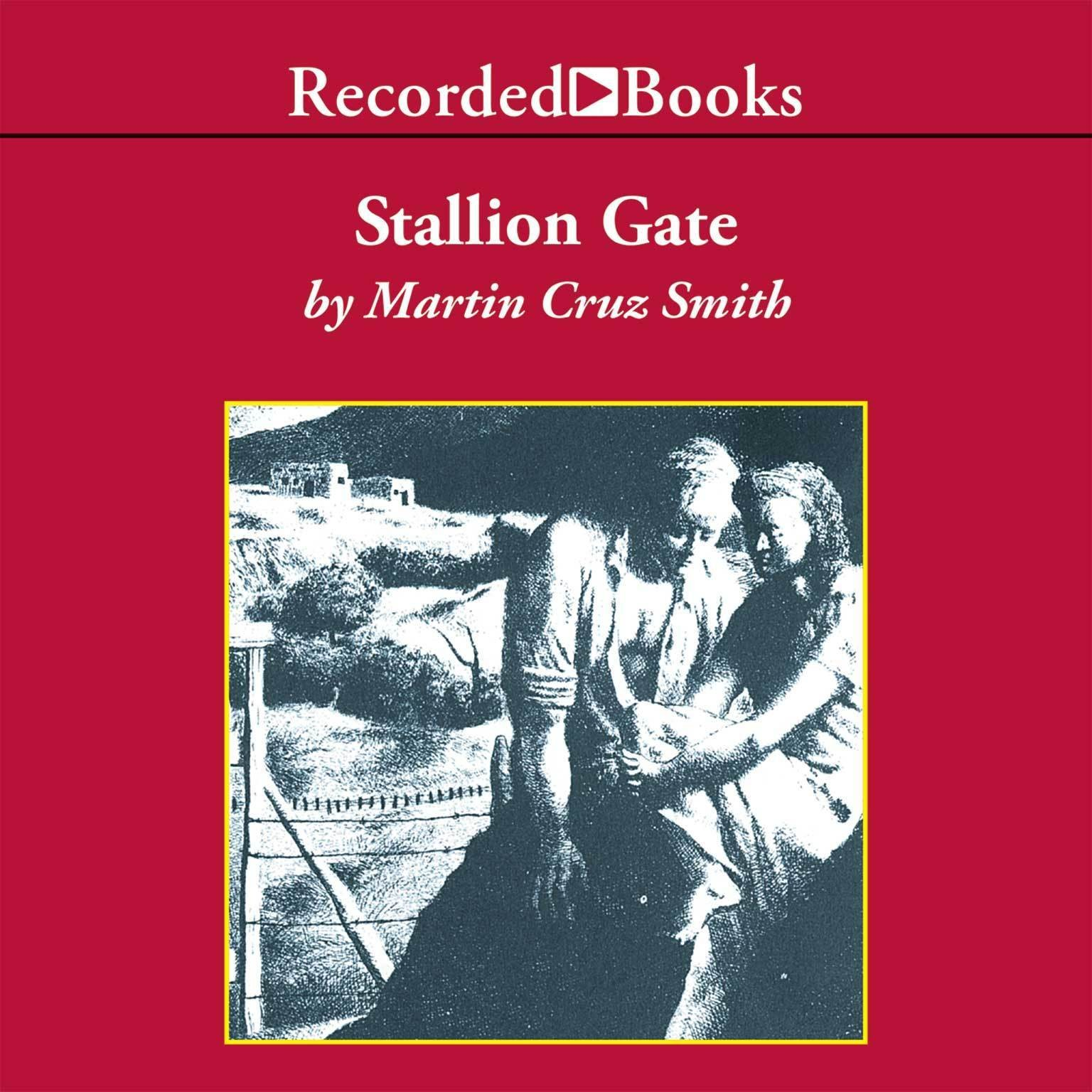 Printable Stallion Gate Audiobook Cover Art