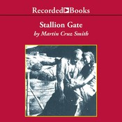 Stallion Gate Audiobook, by Martin Cruz Smith