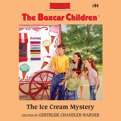 The Ice Cream Mystery Audiobook, by Gertrude Chandler Warner