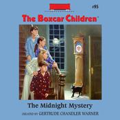 The Midnight Mystery Audiobook, by Gertrude Chandler Warner