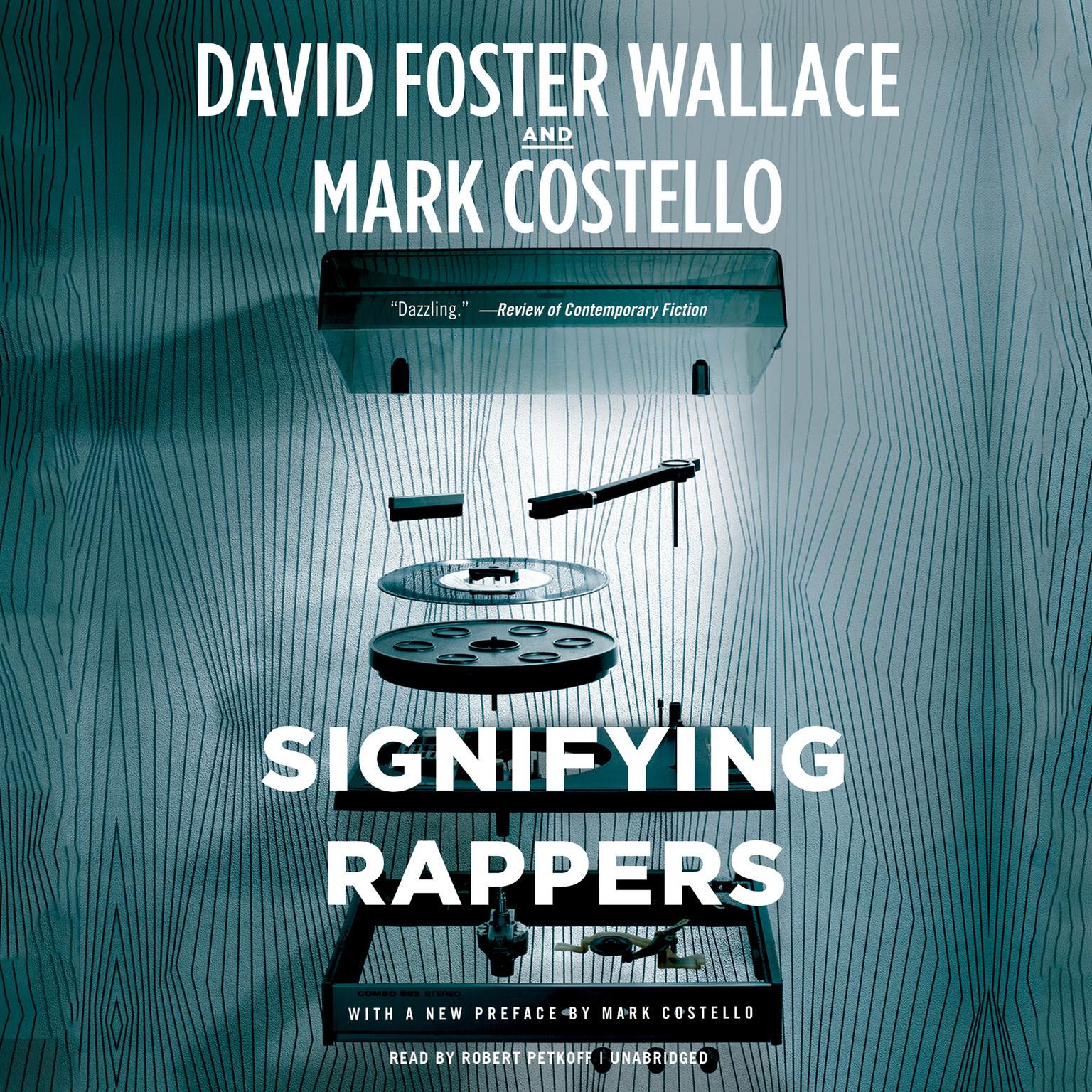 Printable Signifying Rappers Audiobook Cover Art