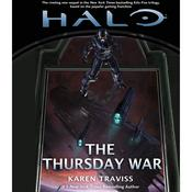 HALO: The Thursday War Audiobook, by Karen Traviss, C. C. Hunter