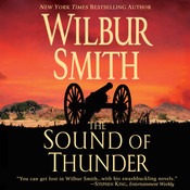 The Sound of Thunder: A Courtney Family Novel Audiobook, by Wilbur Smith