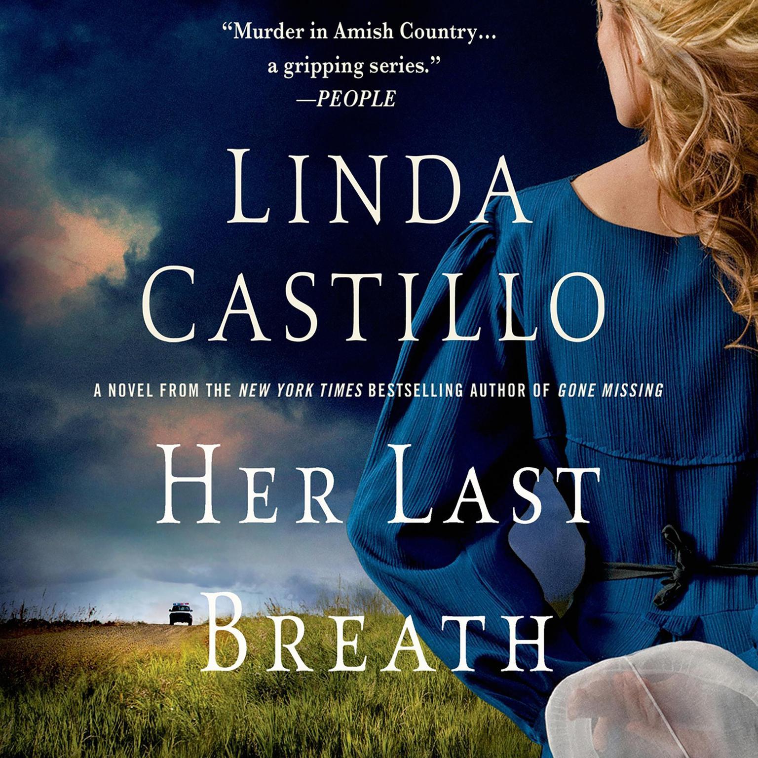 Printable Her Last Breath: A Kate Burkholder Novel Audiobook Cover Art
