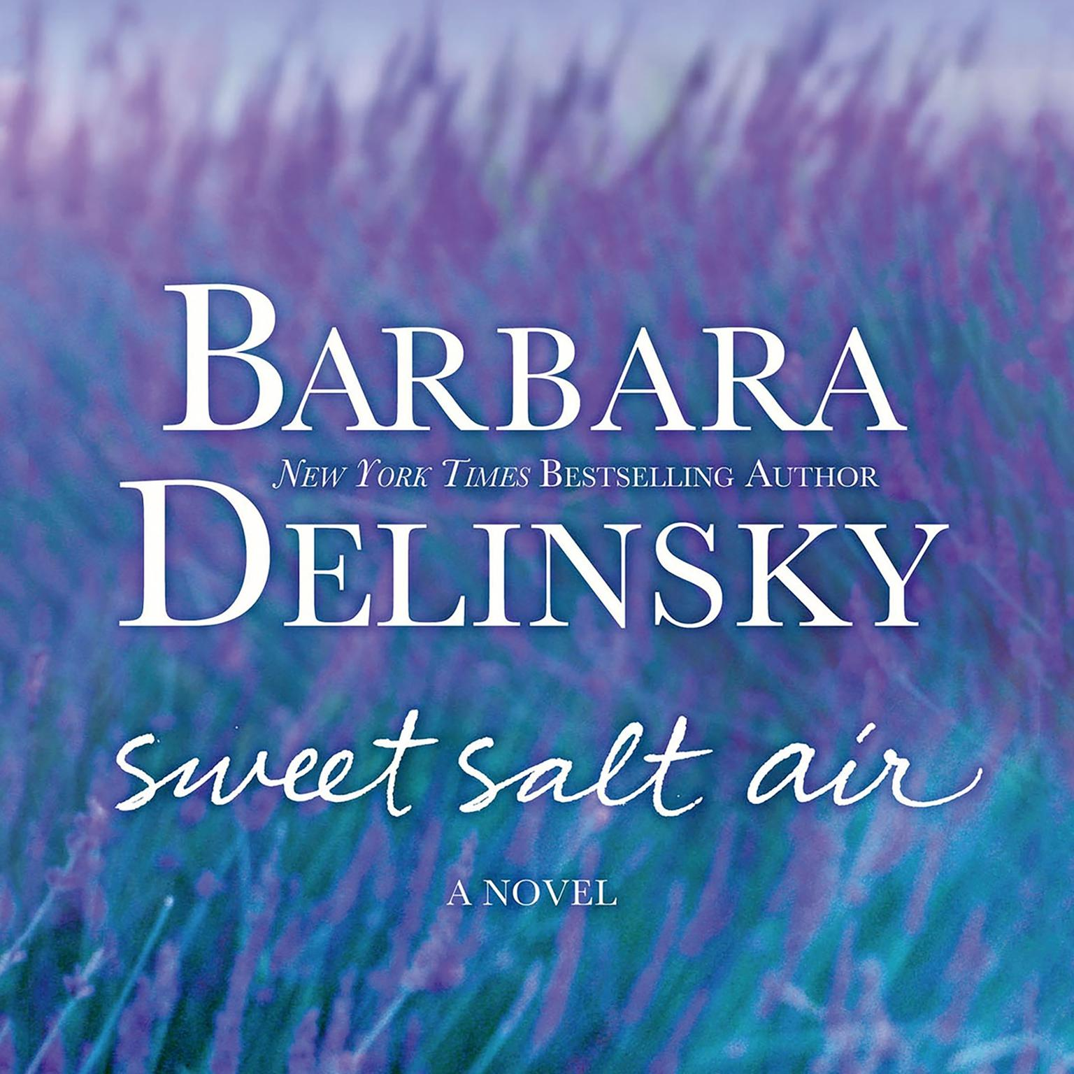 Printable Sweet Salt Air: A Novel Audiobook Cover Art