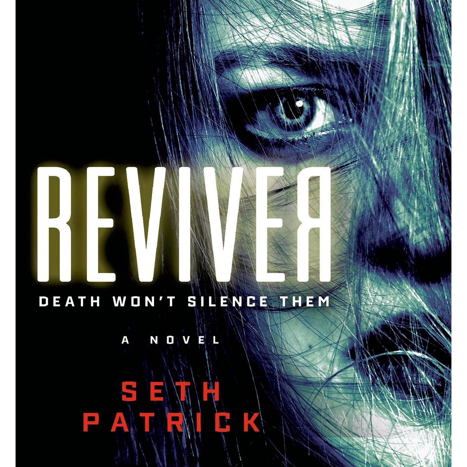 Printable Reviver: A Novel Audiobook Cover Art