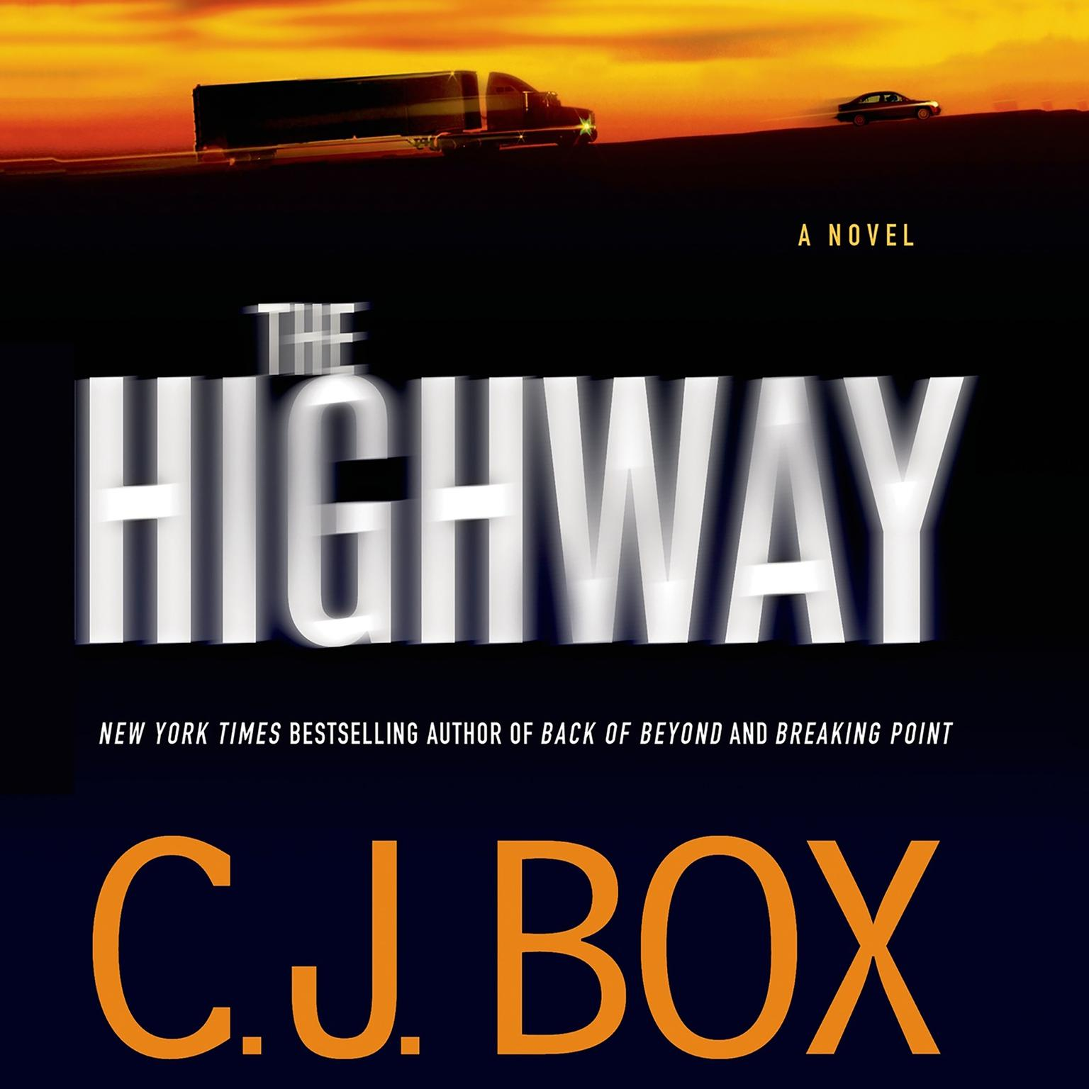 Printable The Highway: A Novel Audiobook Cover Art