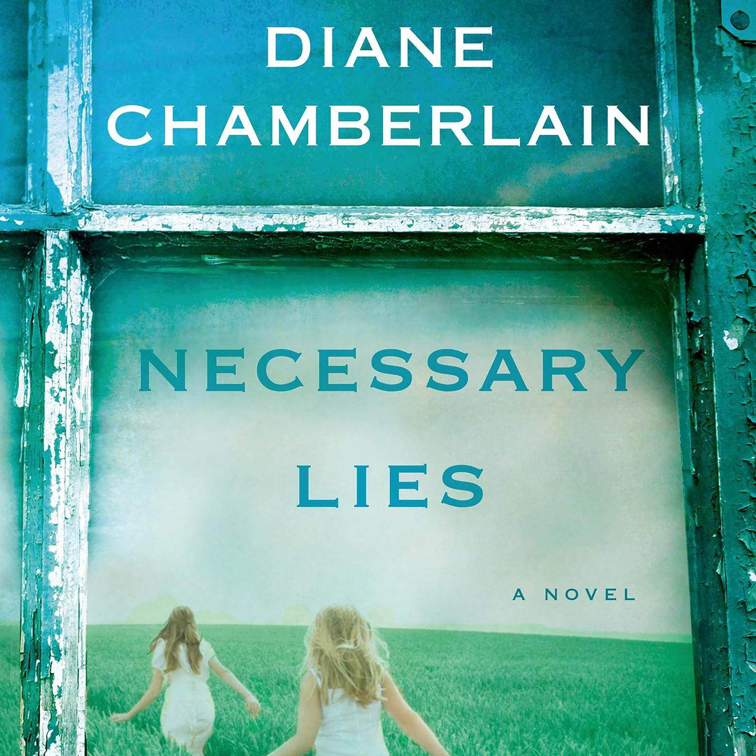 Printable Necessary Lies Audiobook Cover Art