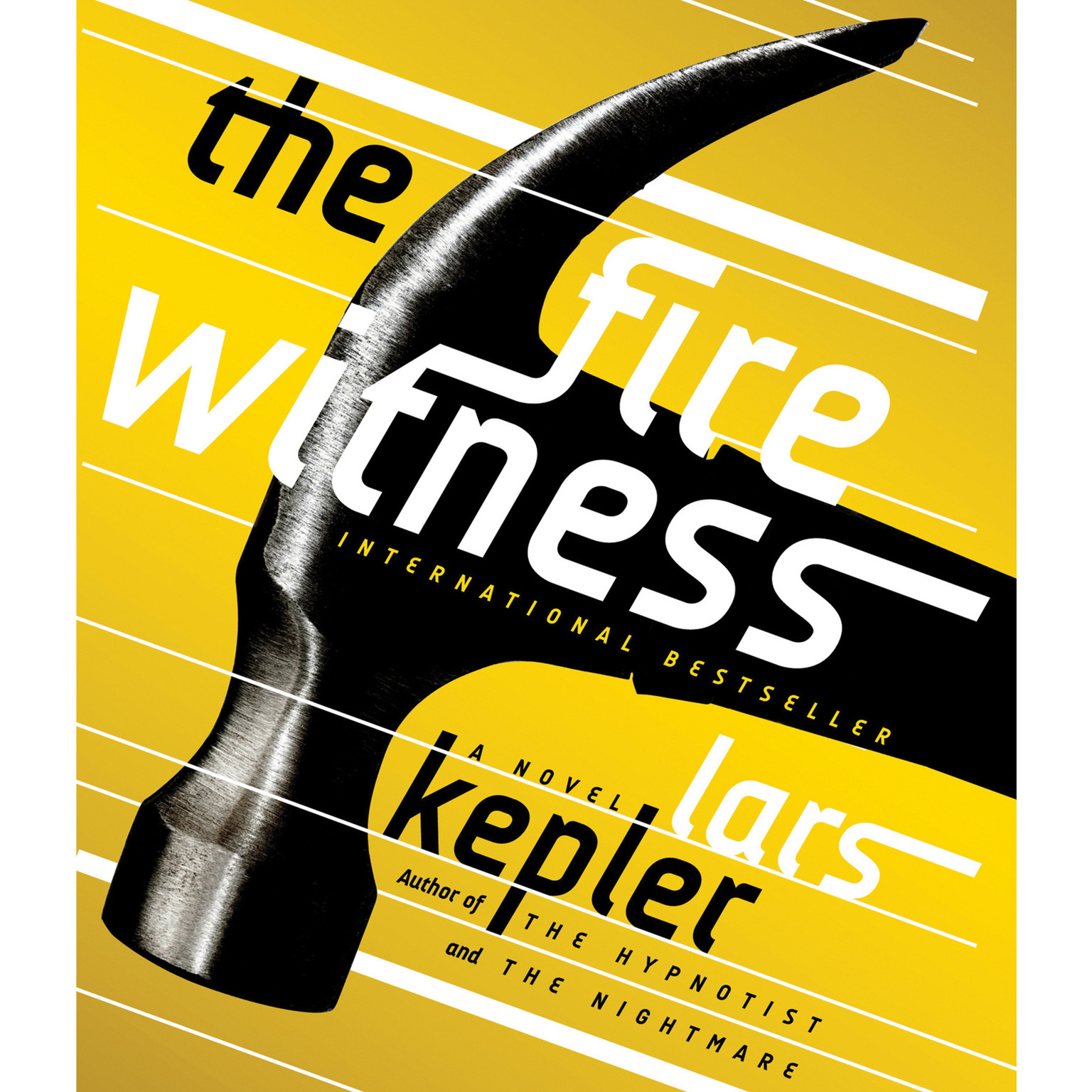 Printable The Fire Witness: A Novel Audiobook Cover Art
