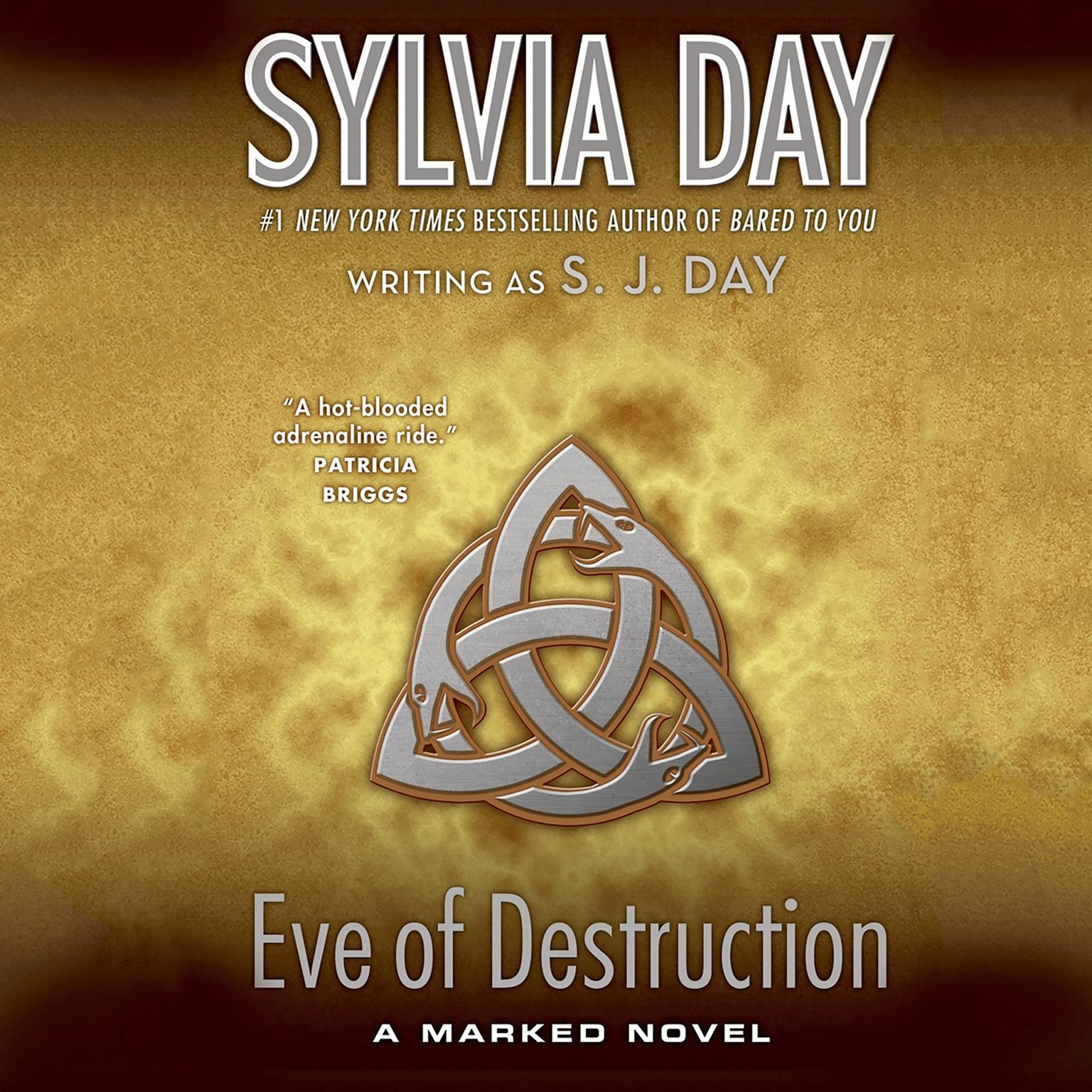 Printable Eve of Destruction: A Marked Novel Audiobook Cover Art
