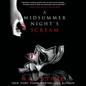 A Midsummer Night's Scream Audiobook, by R. L. Stine