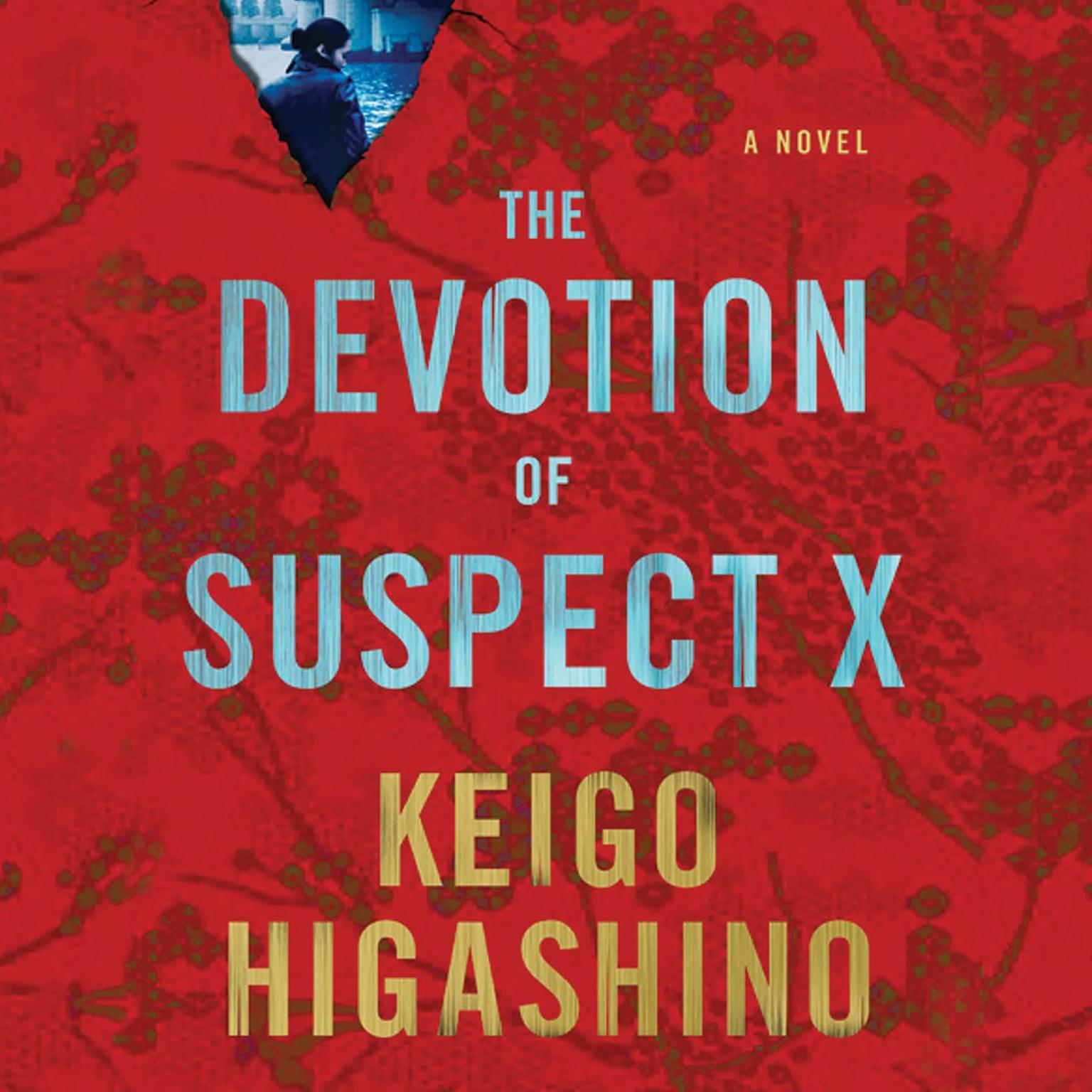 Printable The Devotion of Suspect X: A Detective Galileo Novel Audiobook Cover Art