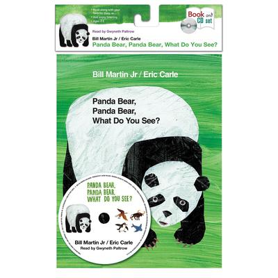 Panda Bear, Panda Bear, What Do You See? Audiobook, by Eric Carle