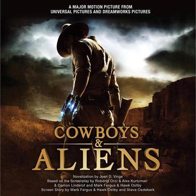 Cowboys & Aliens Audiobook, by Joan D. Vinge