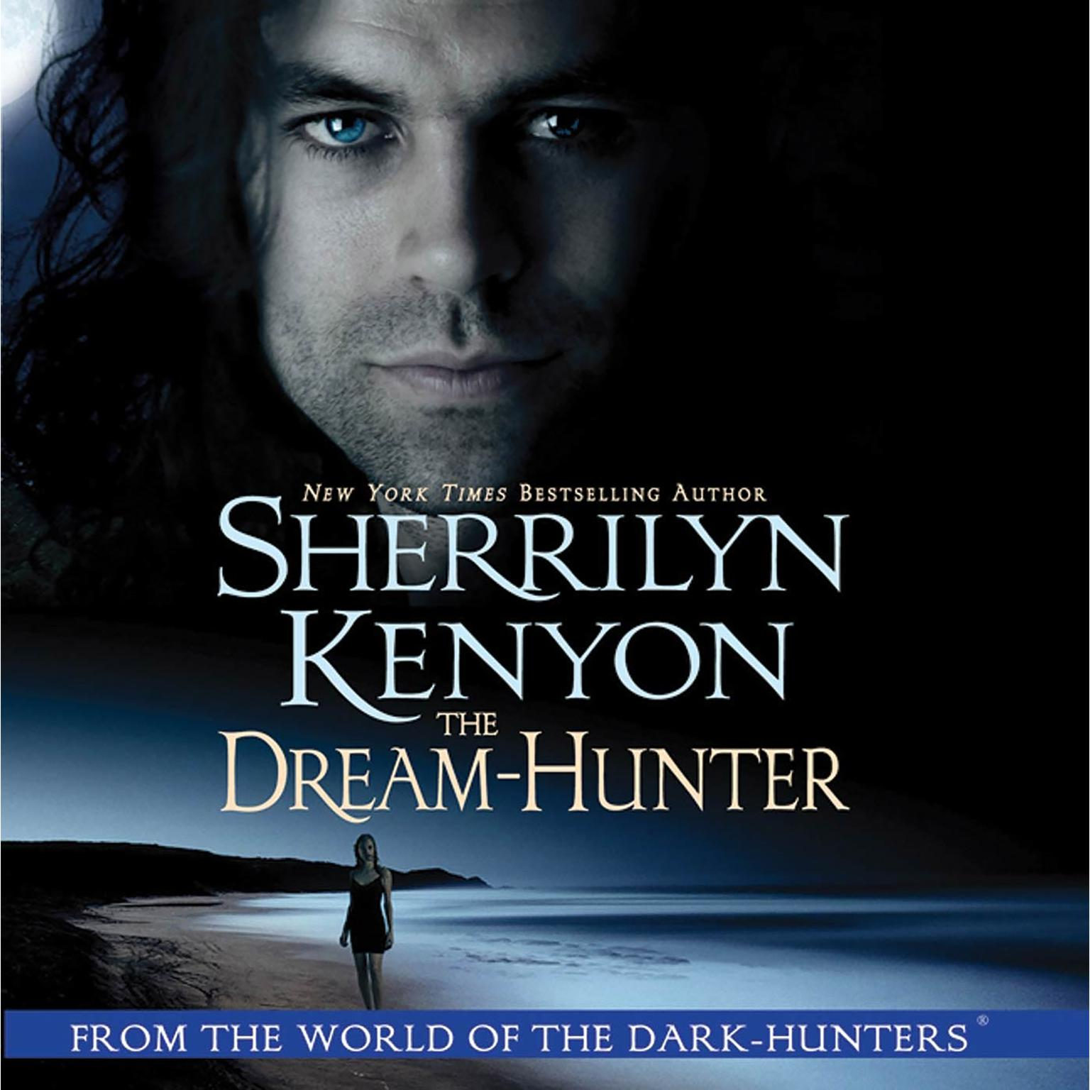 Printable The Dream-Hunter Audiobook Cover Art