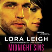 Midnight Sins Audiobook, by Lora Leigh