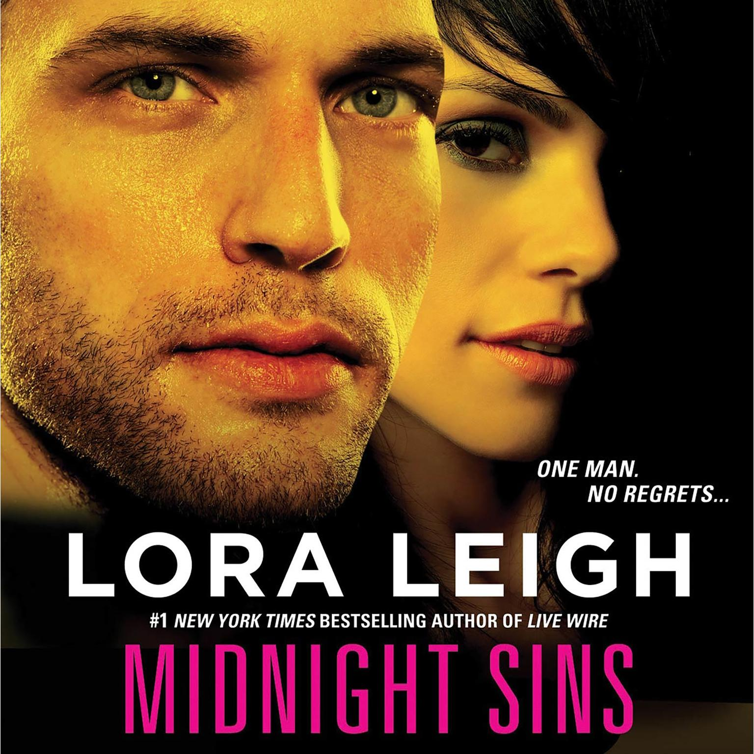 Printable Midnight Sins Audiobook Cover Art