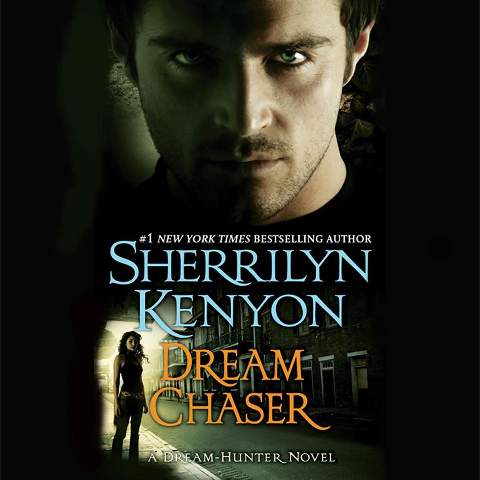 Printable Dream Chaser Audiobook Cover Art