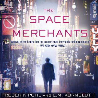 The Space Merchants Audiobook, by Keigo Higashino