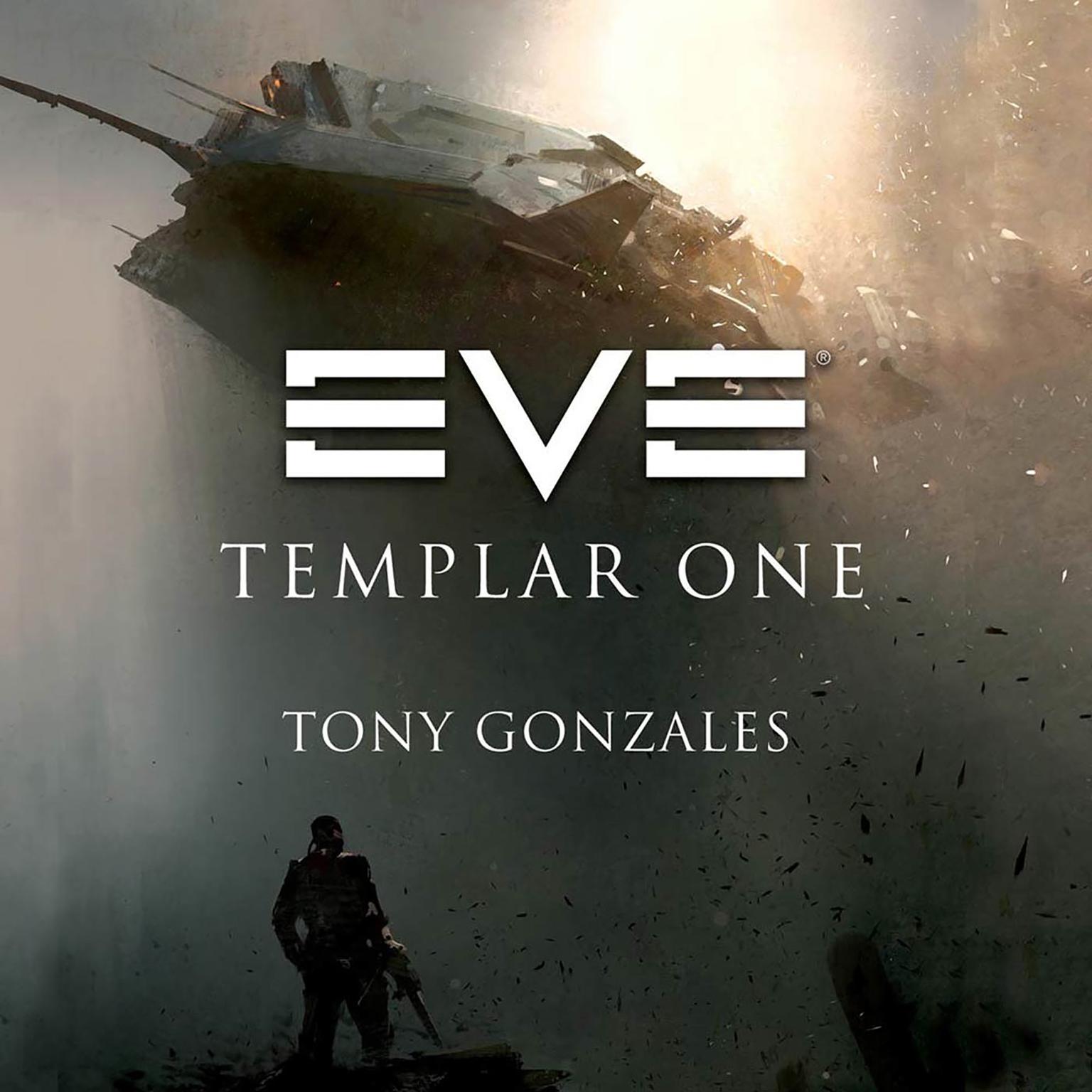 Printable EVE: Templar One: Templar One Audiobook Cover Art
